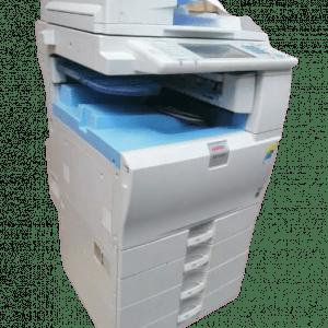 Lanier MPC3000DN - Colour Photocopier, Printer, Scanner